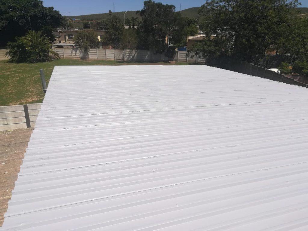 Roof Rubberising Port Elizabeth