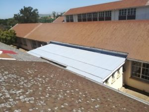 roof rubber coating maintenance
