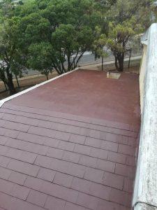 roof rubberizing